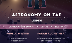 (Extra!) AoT Leiden, Monday 13th May @ Grand Café de Burcht