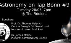 Astronomy on Tap Bonn #9