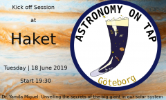 AoT Gothenburg Kick off: 18th June 2019 @ Haket