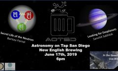 Astronomy on Tap - San Diego - Mon, Jun 17