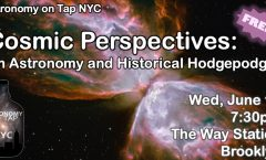 AoTNYC: Cosmic Perspectives