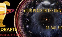 AoT-Tucson #58: Your Place in the Universe @ Borderlands Brewing Co. May 15
