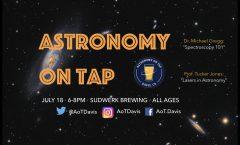 AoT Davis 6-8pm, Thursday, July 18, 2019 @ Sudwerk Brewing Co.