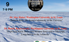 Astronomy on Tap, St. Louis, September 9th, 2019