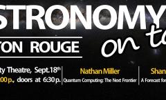 AoT Baton Rouge - 18 Sept Varsity Theatre