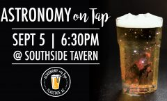 Astronomy on Tap - Flagstaff September, 5th 2019