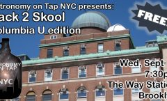 AoT NYC: Back to School