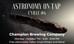 AoT Charlottesville - Monday, October 7, 2019 @ Champion Brewing Company