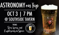 Astronomy on Tap - Flagstaff - October 3, 2019