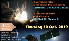 AoT SATX Special Chandra X-ray Observatory 20th Anniversary Celebration