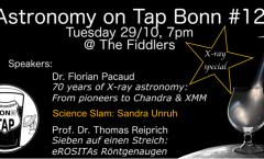 Astronomy on Tap Bonn #12