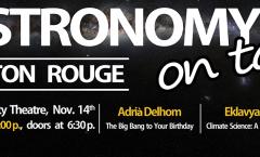 AoT Baton Rouge - 14 Nov Varsity Theatre