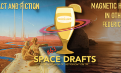 AoT-Tucson #63: Mars and Magnetic Hurricanes @ Borderlands Brewing Co. October 16th