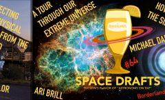 AoT-Tucson #64: Extreme Science at the Whipple Observatory @ Borderlands Brewing Co. November 13th