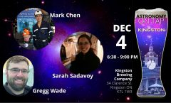 Astronomy on Tap Kingston #4