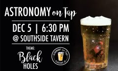 Astronomy on Tap - Flagstaff December 5, 2019, @ 6:30pm