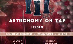 AoT Leiden - Monday, 25 November, Grand-Cafe-de-Burcht