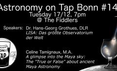 Astronomy on Tap Bonn #14