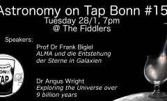 Astronomy on Tap Bonn #15