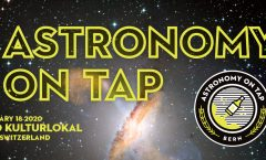 Astronomy on Tap Bern, Switzerland 9.0 – Feb 18 at ONO