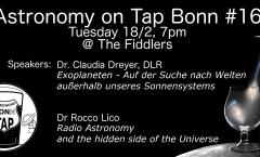 Astronomy on Tap Bonn #16