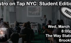 Astro on Tap NYC: Student Edition