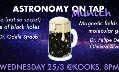 Astronomy on Tap Munich - 25/3