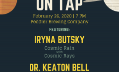 Astronomy on Tap Seattle: February 26th at Peddler Brewing Company