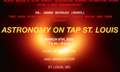Astronomy on Tap-STL, March 2020
