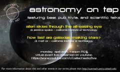 Astronomy on Tap Los Angeles: April 20, 2020