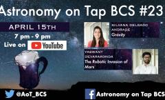AoT BCS #23: April 15, 2020 (ONLINE)