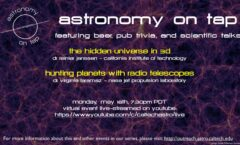 Astronomy on Tap Los Angeles: May 18, 2020