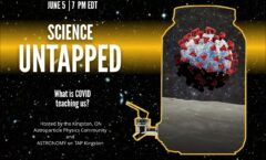 Science Untapped - Kingston - June 5th (Online)