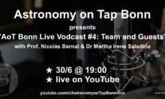 Astronomy on Tap Bonn #20 Live Online