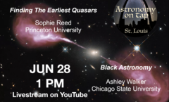 Astronomy on Tap St. Louis: online event, June 28th, 2020
