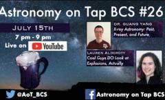 AoT BCS #26: July 15, 2020 (ONLINE)