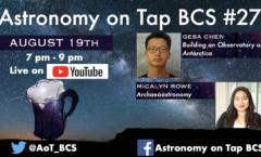 AoT BCS #27: August 19, 2020 (ONLINE)