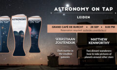 Astronomy on Tap Leiden: 28th September 2020 (in person/online)