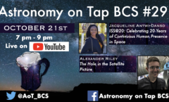 AoT BCS #29: October 21, 2020 (ONLINE)