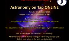 AoT Gothenburg | 06 October @ 8pm | Online