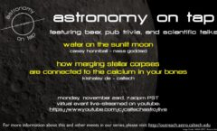 Astronomy on Tap Los Angeles: November 23, 2020