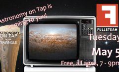 Astronomy on Tap Triangle #21: Tuesday, May 5, 2020
