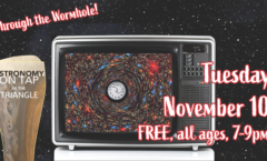 Astronomy on Tap Triangle #23: Tuesday, November 11, 2020