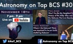 AoT BCS #30: November 18, 2020 (ONLINE)