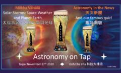 Astronomy on Tap Taipei: November 27