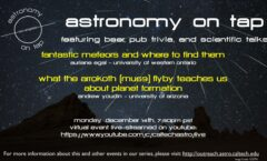 Astronomy on Tap Los Angeles: December 14, 2020