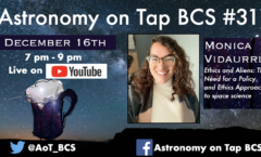 AoT BCS #31: December 16, 2020 (ONLINE)