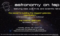 Astronomy on Tap Los Angeles: January 11, 2021