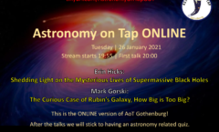 AoT Gothenburg | 26 January @ 8pm | Online