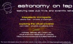 Astronomy on Tap Los Angeles: February 8, 2021